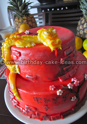 Chinese New Year Cake Pictures- Birthday-Cake-Ideas.com