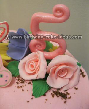 Flower Cake Pictures and Ideas